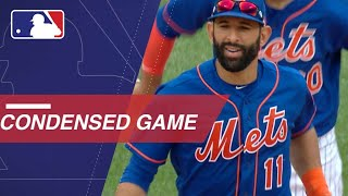 Condensed Game: SD@NYM - 7/25/18