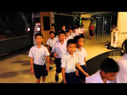 นักเรียน ACS เดินทางไปโรงหนัง EGV Sriracha