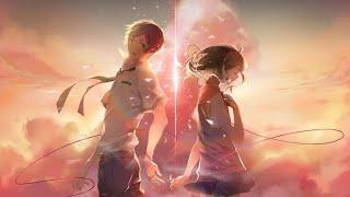 《Аниме клип 》- Я буду любить тебя всегда...❤
