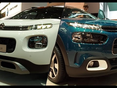 Citroen C3 Aircross vs Citroen C4 Cactus