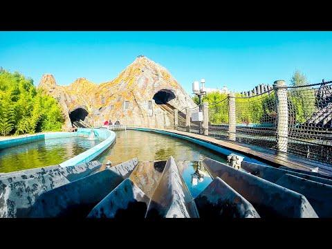 Bermuda Triangle - Alien Encounter Onride (FULL HD) - Movie Park Germany