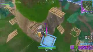 Fortnite Grapple + Crate Glitch
