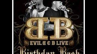 Evil B Birthday Bash Dj Hazard Ragga Twins Mc Spyda & Navigator