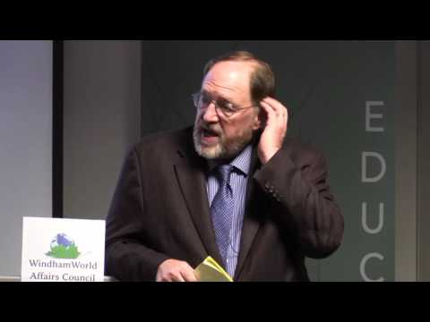 "Professor James Galbraith ""Inequality: What Everyone Needs to Know"""