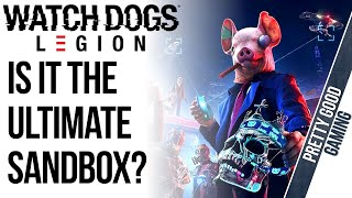 Watch Dogs: Legion Impressions- Potential to be the Perfect Sandbox