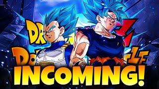 LR BLUE KAIOKEN GOKU & EVOLUTION BLUE VEGETA OFFICIALLY ANNOUNCED FOR GLOBAL! (DBZ: Dokkan Battle)