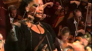 The Great Jessye Norman (Strauss Im Abendrot -- VIDEO)