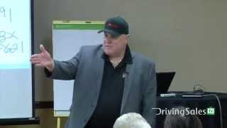 How to Work a Car Deal - Automotive Sales Training - Jim Ziegler