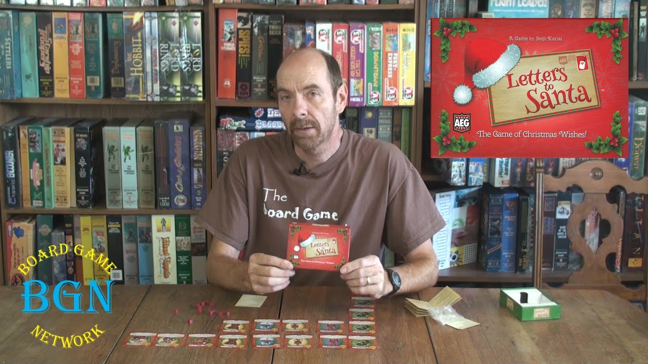 How to play the card game letters to santa youtube spiritdancerdesigns Image collections