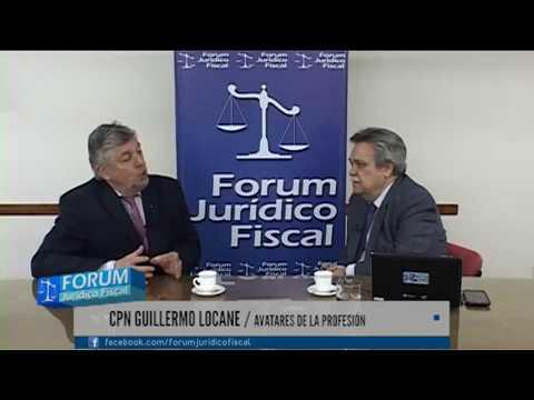 Forum Jurídico Fiscal - Programa N°186 - 23 de Agosto de 2018