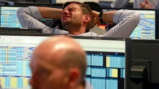 الأسواق الأوروبية تعيش يوما أسودا بعد خروج بريطانيا من الاتحاد الأوروبي – economy     24-6-2016