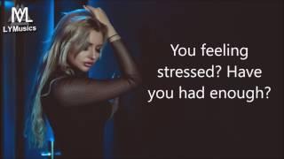Vanze & Bonalt X Hadi Feat. Frank Kadillac - Right Side Up  Lyrics