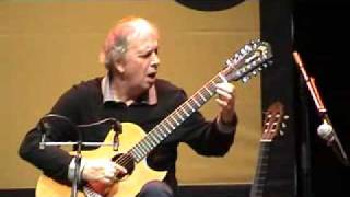 "Ralph Towner solo concert 2009 part 2 - ""Jamaica Stopover"" and ""solitary woman"""