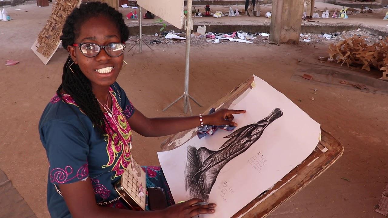 Unn Profiles Charity Onyinye Nworji Fine And Applied Arts Youtube