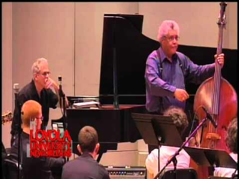 Rufus Reid Jazz Workshop (1/2)