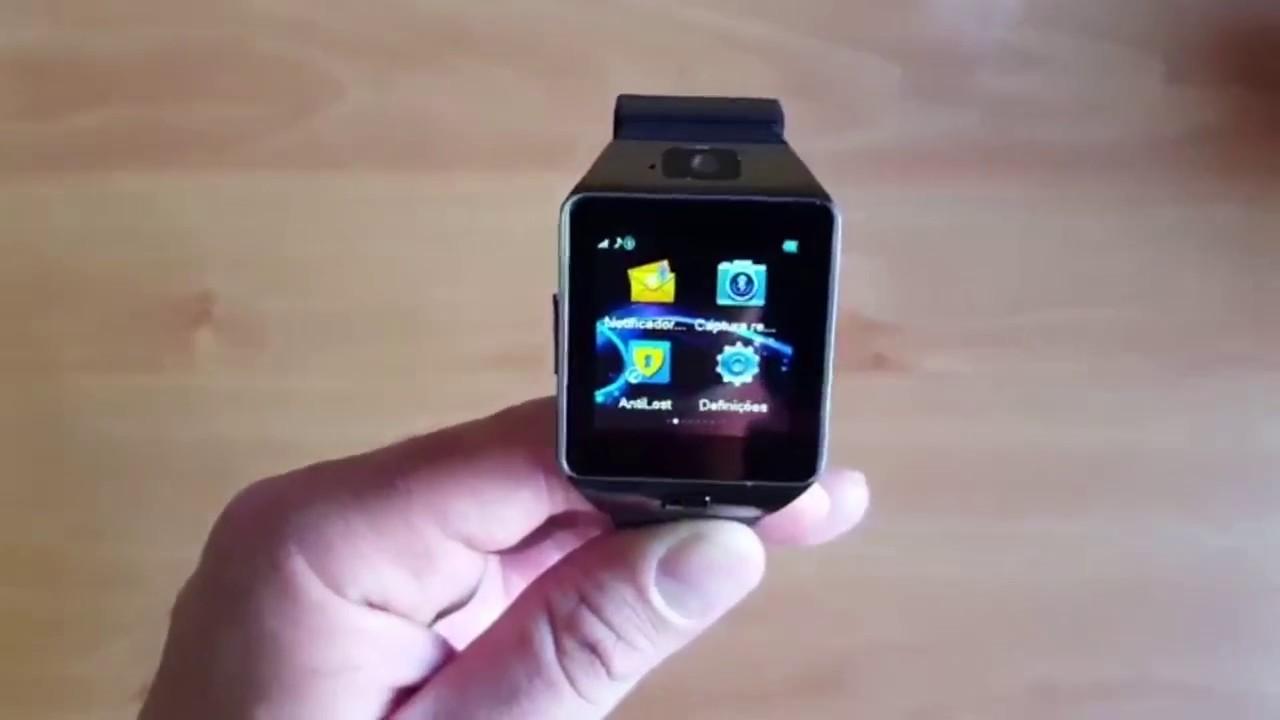 c9dbedb0c7e Relógio digital dz09 smartwhatch relogio bluetooth inteligente 2017 nova  moda celular musica gear ch