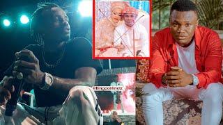 MASKINI MBOSSO KAACHWA DIAMOND KAMWAMBIA ATAPATA DEMU MWINGINE, ROMY AMUONEA HURUMA