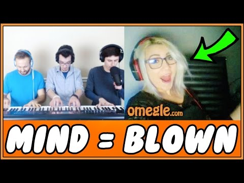 Epic Piano Trio SHOCKS People On Omegle!!...