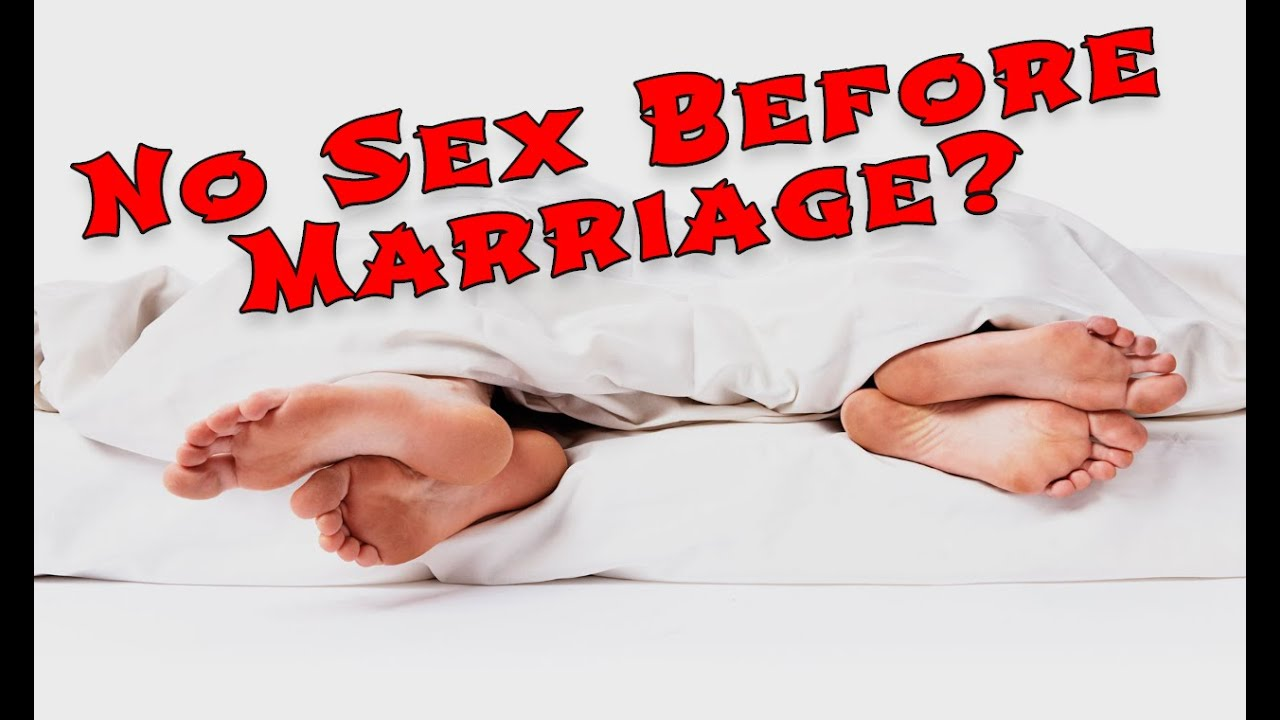 No sex before marriage joke A Laughaholics video - YouTube