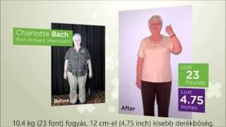 видео Hogyan lehet fogyni