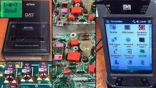 Пайка (№12) и ремонты (№11) Aiwa HD-S1 и HP hx4700 [Запись]