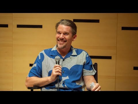 Ethan Hawke | Film Comment Talk