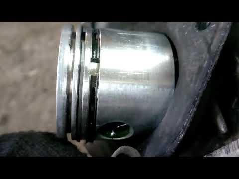 Как правильно ставить кольца на компрессор