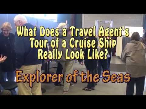 RCL Explorer of the Seas Travel Agent Tour May 2016