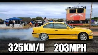 Fastest BMW M3 e36 Ever!!!