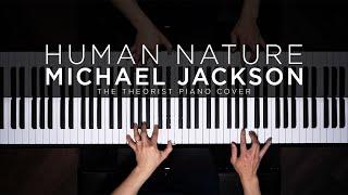 Baixar Michael Jackson - Human Nature | The Theorist Piano Cover