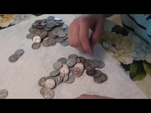Silver Stacking Unboxing 90% Washington Quarters: APMEX - Numismatics with Kenny
