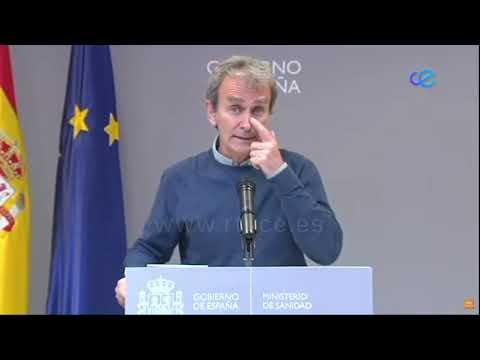 Simón apunta a las entradas irregulares como factor determinante en los datos de la pandemia en Ceuta