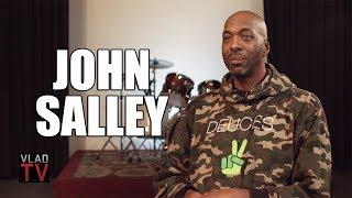 John Salley on Close Friendship w/ Magic Johnson, Magic Revealing He's HIV+ (Part 3)