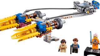 NEW LEGO STAR WARS 20th Anniversary sets!! ALL Details revealed!!