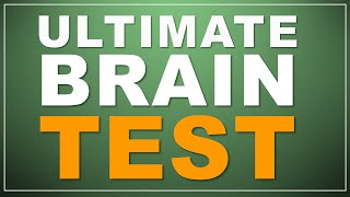 Most People Fail!!  (IQ test with answers)