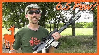 6.5 Creedmoor Subsonic Sound Test! Does a spire point bullet still