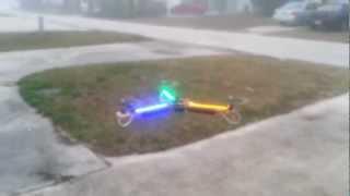Steve's flying machine