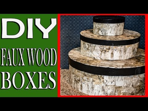 DIY Custom Boxes For Gifts Or Decorating 🎄 12 Days of Christmas DIY Projects