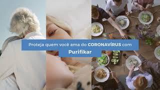 1° versão vídeo apresentação de produto - Purifikar