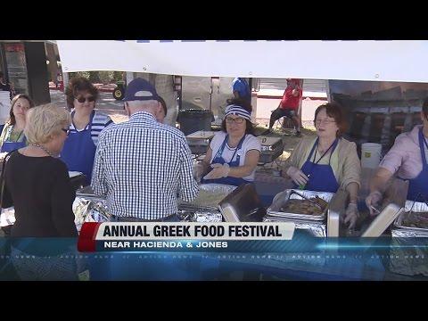 Las Vegas Greek Food Festival celebrates culture