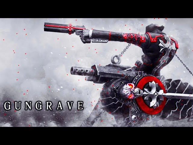 GUNGRAVE All Cutscenes (Game Movie) 1440p 60fps