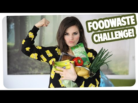 FOOD WASTE CHALLENGE | Joyce