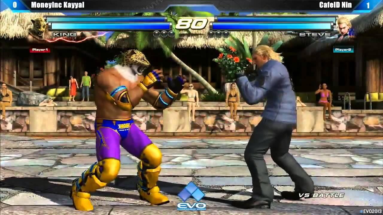 Tekken Tag Tournament 2 EVO 2013