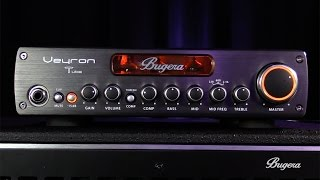 BUGERA Tone Profile Series: VEYRON BV1001T with Donald Patterson