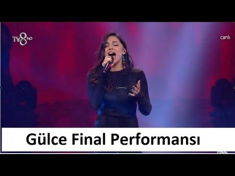Gülce - SİL BAŞTAN   O Ses Türkiye Final 2018