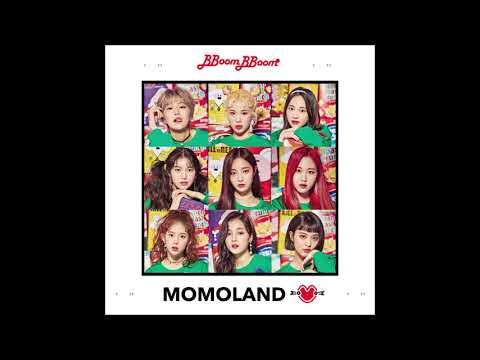 MOMOLAND (모모랜드) - 뿜뿜 (BBoom BBoom) (Instrumental) [GREAT!]