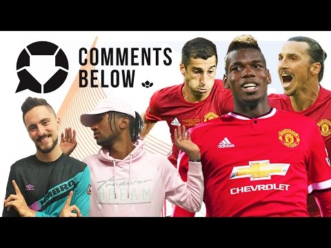 Will Pogba Complete Man United's Dream Team? Comments Below