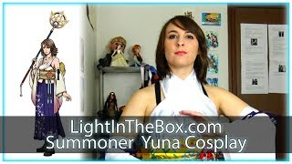 Lightinthebox.com | Summoner Yuna review