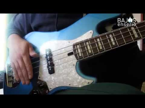 LAKLAND SKYLINE DJ4 DARRYL JONES SIGNATURE TEST EXPRESS