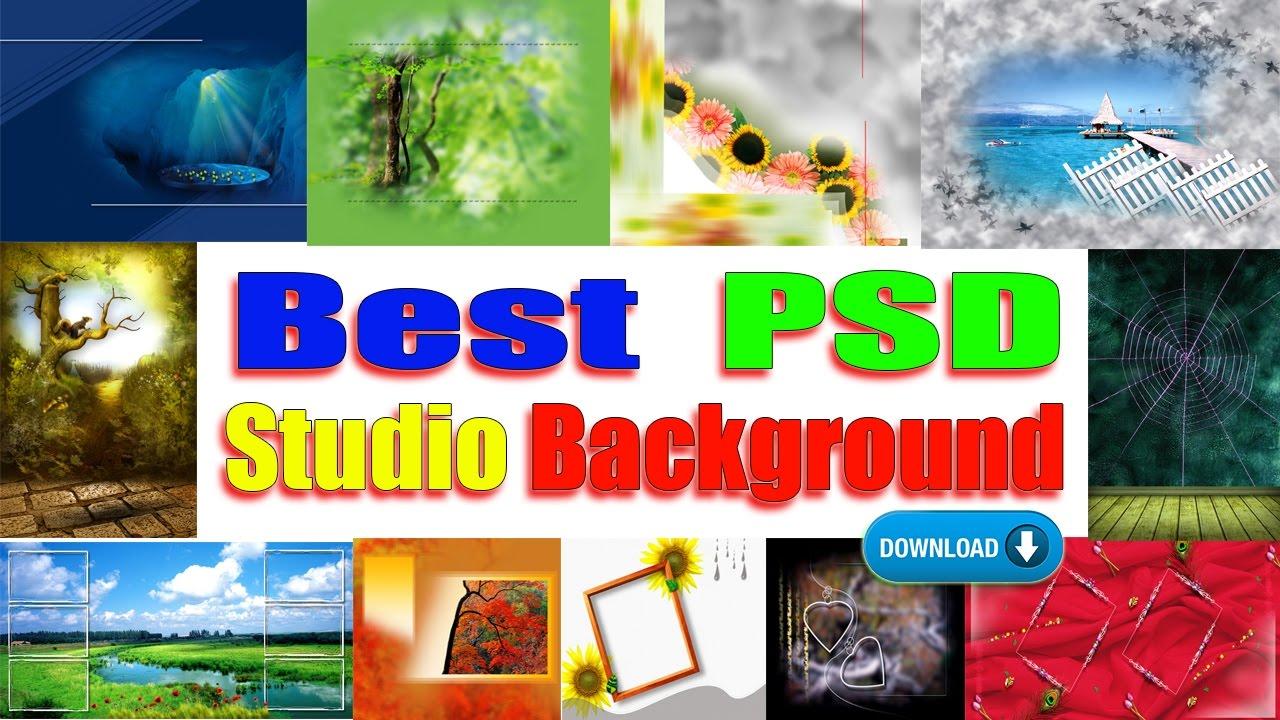 Best Photo Studio Background Psd Download Free 2017 Hindi Urdu Youtube